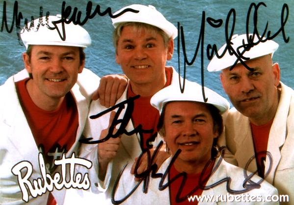 The Rubettes Best Of